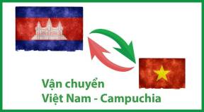 Vận chuyển hàng đi Campuchia – Chính ngạch và Tiểu ngạch