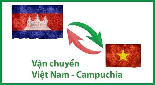 Vận chuyển hàng Campuchia về Việt Nam