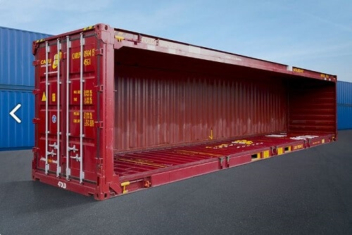 container 40 ft 45 ft